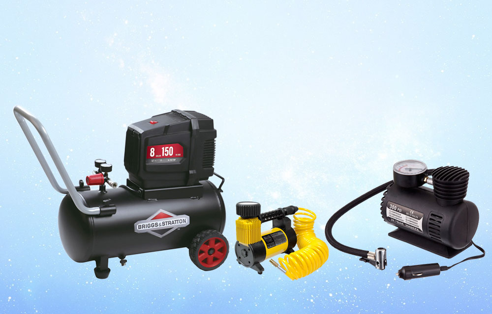 Kinds of Air Compressors