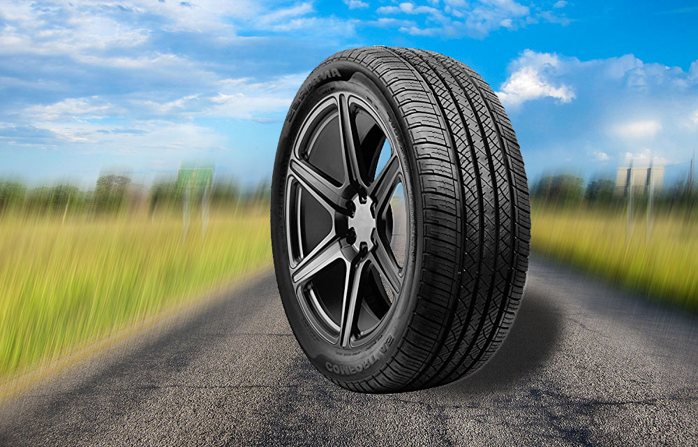 tire-on-the-road
