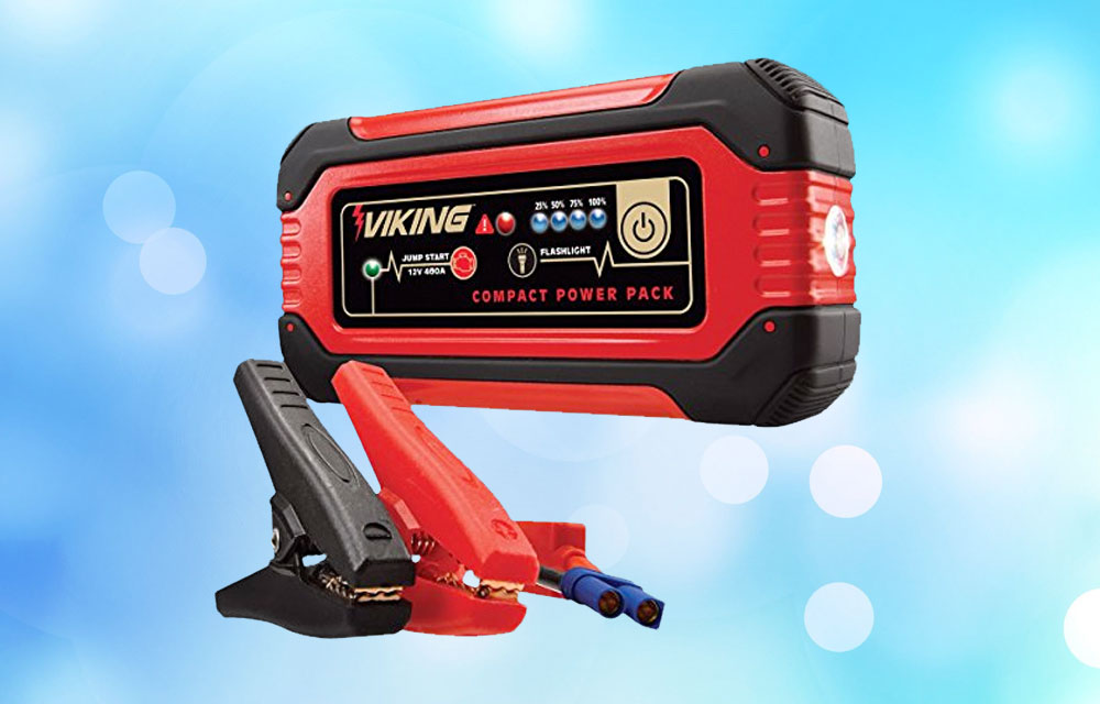 Viking jump starter and power pack
