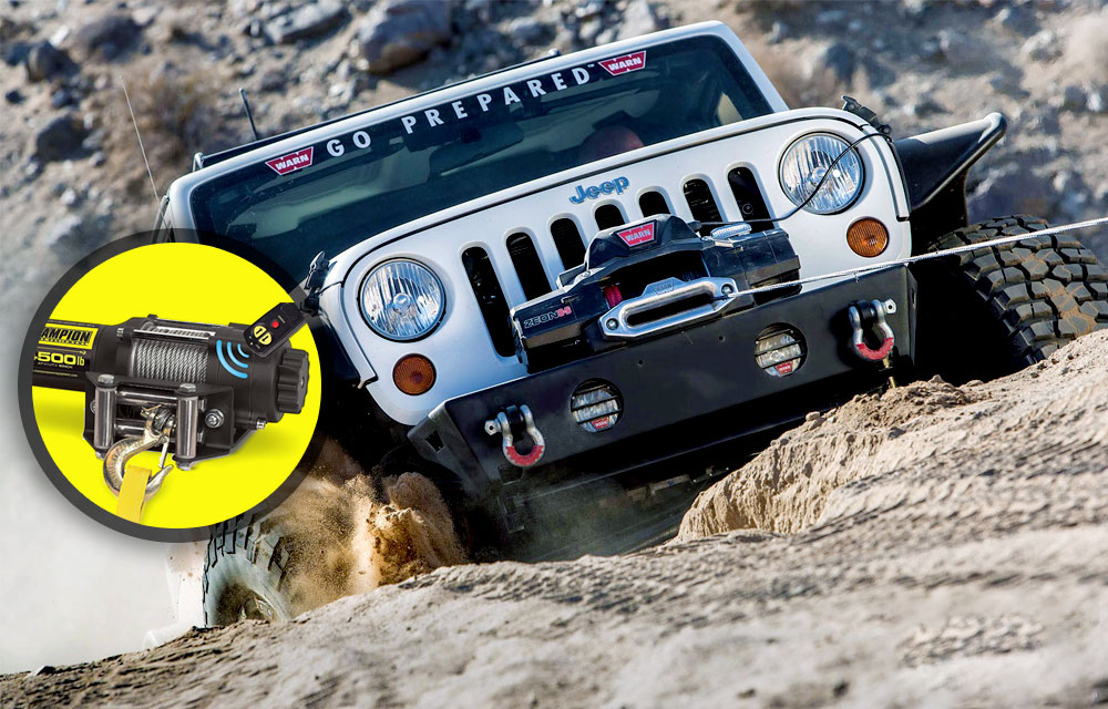 Champion Winches Review