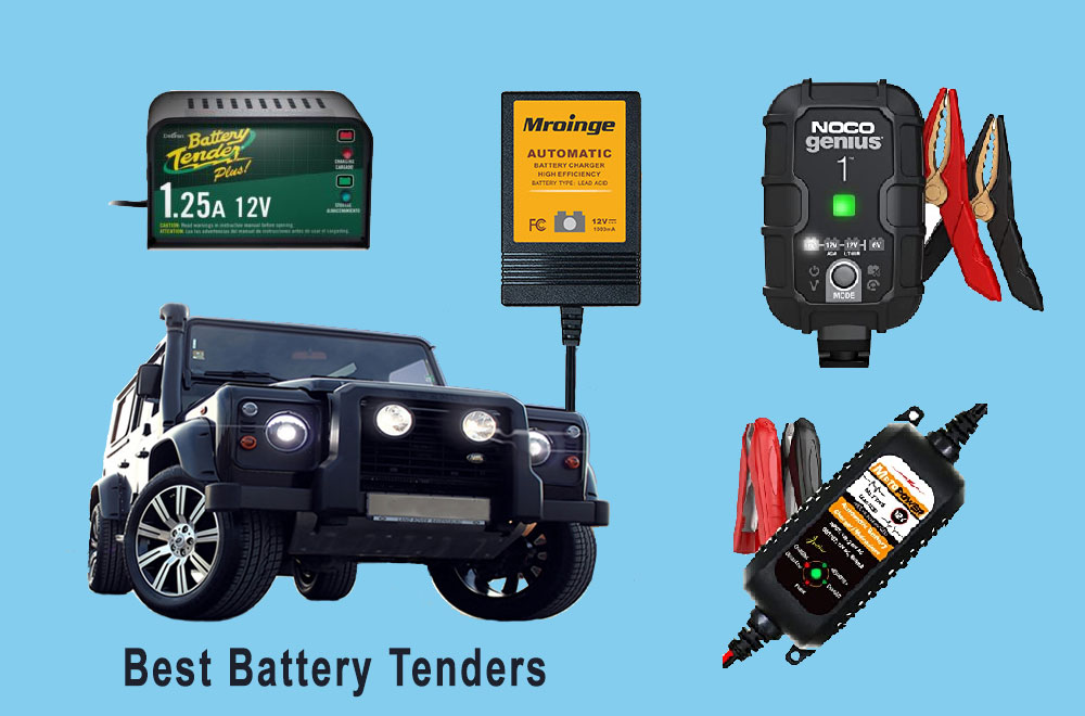 best-battery-tenders-for-car-storage