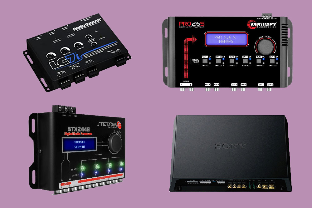 Best Car Audio Sound Processors